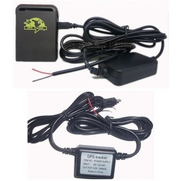 cable d 39 alimentation 12v gps tracker. Black Bedroom Furniture Sets. Home Design Ideas