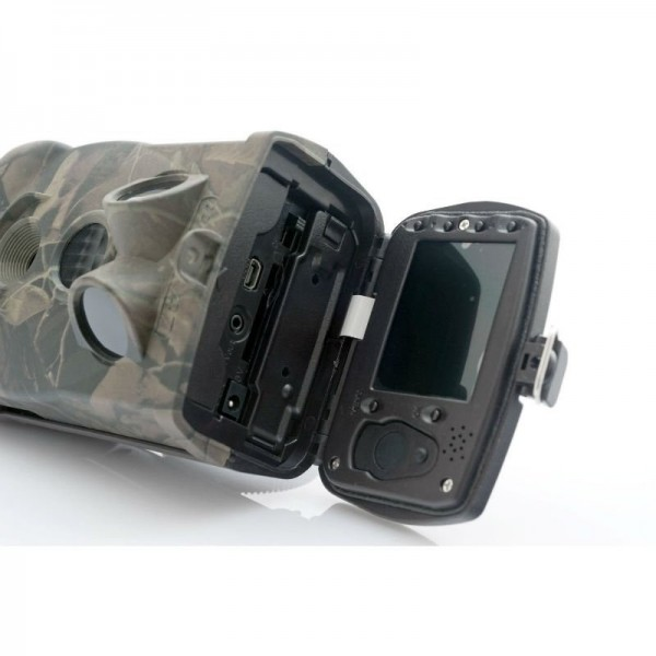 Camera infrarouge surveillance invisible piege photo - Camera chasse gsm ...