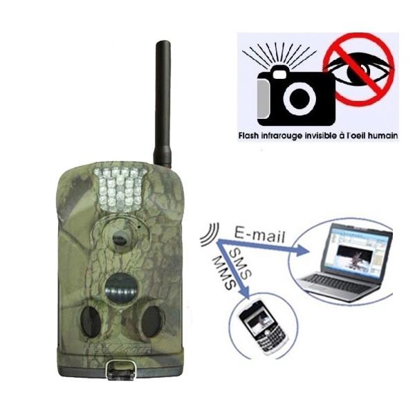 Camera de surveillance autonome discrete - Camera de surveillance autonome ...