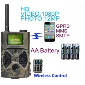 CAMERA DE SURVEILLANCE +SD carte 8Go MMS GPRS