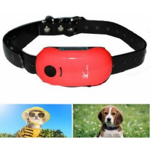 COLLIER TRACEUR GPS CHIEN CHAT ANTI PERTE